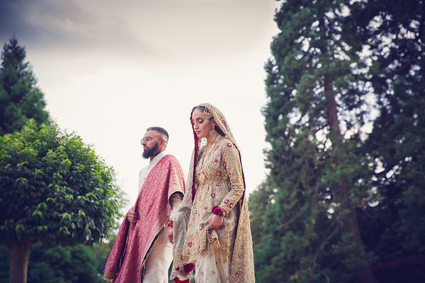 Amna + Amir's Wedding