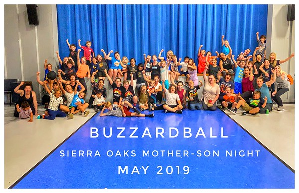 MAY 9th, 2019 | Sierra Oaks Mother-Son Night