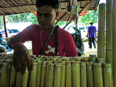 Lamphun market