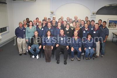hhhhLake Compounce Park - Staff Group Photos - October 10, 2007
