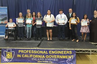 201804 SIMS Science Fair Awards