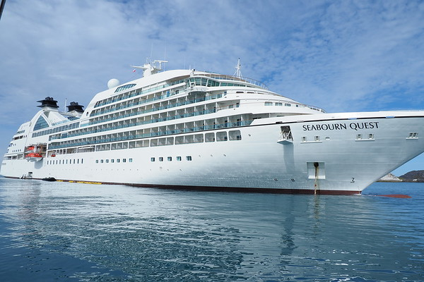 2018 August  Seabourn Cruise
