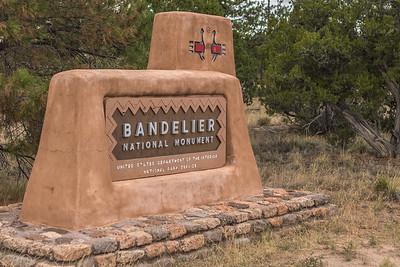 2018 Bandelier National Monument ~ NM
