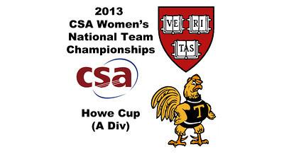 2013 WCSA National Team Championship Videos