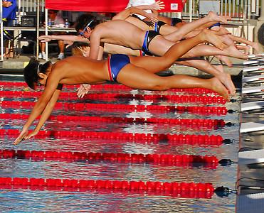 Beckman Swim Team 2008 / Kevin
