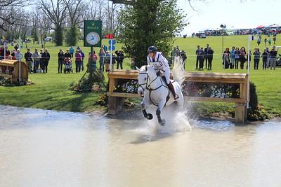Land Rover Kentucky Three Day Event - Kentucky Horse Park - Lexington, KY - 28 Apr. '18