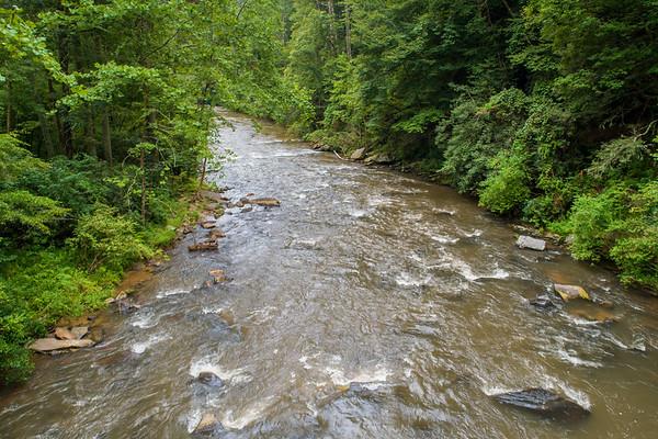 High River Aug 2021