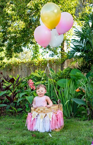 Moeller First Birthday
