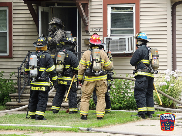 House fire on July 23, 2016