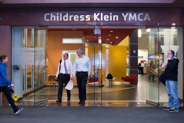Childress Klein YMCA