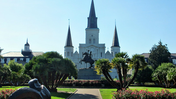 New Orleans, LA - Five Days in the Big Easy