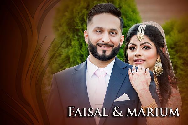 Faisal & Marium