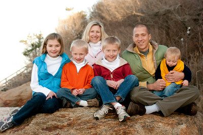 Brigham Family Portraits