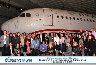 Experience to Lead Marketing @ Carolinas Aviation Museum 12.06.2018