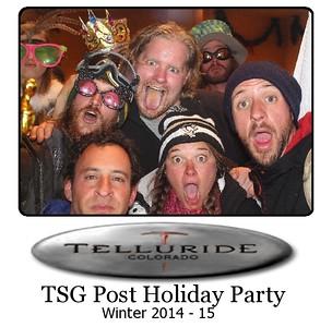 TSG  Party 2015