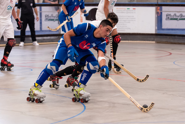 Semifinale: Follonica Hockey vs Hockey Sarzana