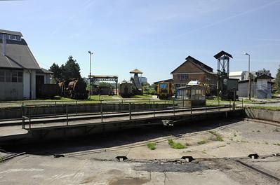 Slovenia: Ljubljana Railway Museum, 2014