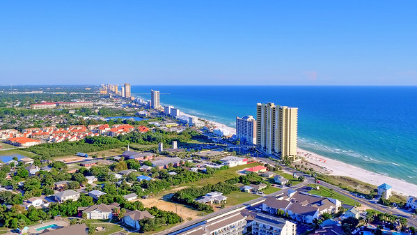 Horizon South Condominiums, Panama City Beach, Florida