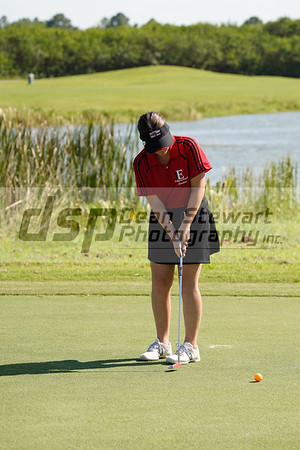 Edgewood Girl's Golf vs Space Coast 09 17 2019