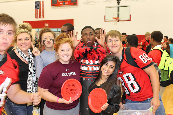 Pep Rally featuring Chick-FIl-A 11/09/2012