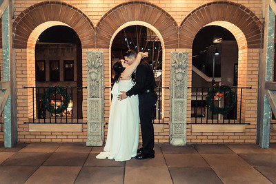 Russel Wedding Reception