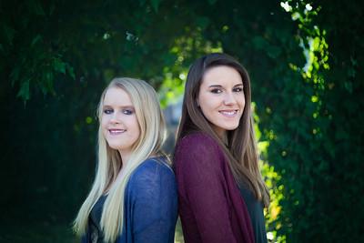 Baker Sisters - Morristown TN Photographer