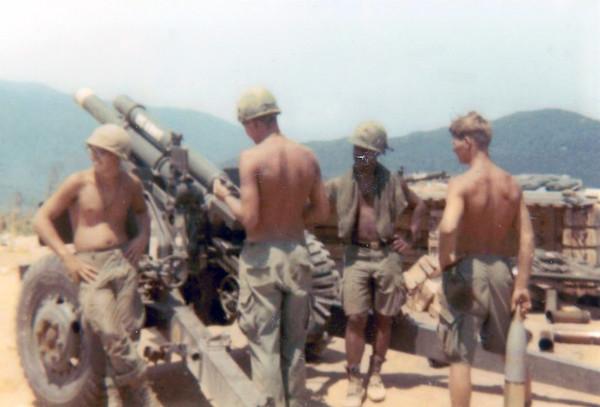 69/70 Lyle Boyce B Battery