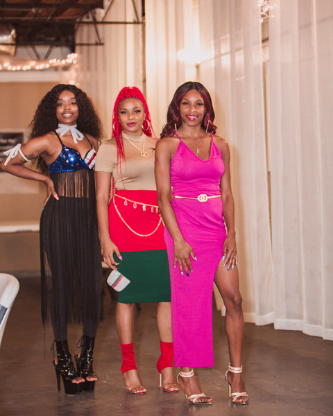 Benefit Fashion Show