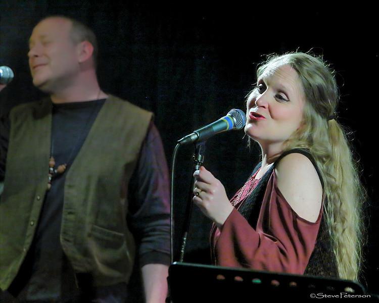Katy Hays w/ Dennis Curley