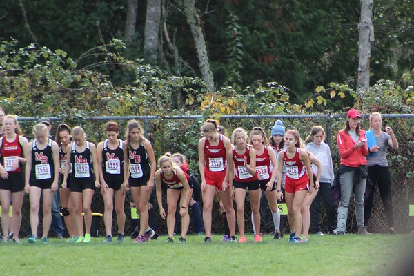 District 1 & 2 Championships at S. Whidbey