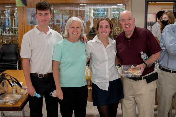 Junior/Senior Grandparents Mass - September 19, 2021