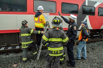 Train Drill - Hartford, CT - 11/3/18