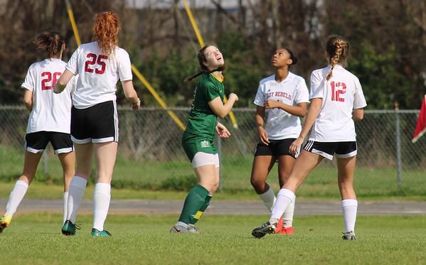 Girls Soccer (Pineville)