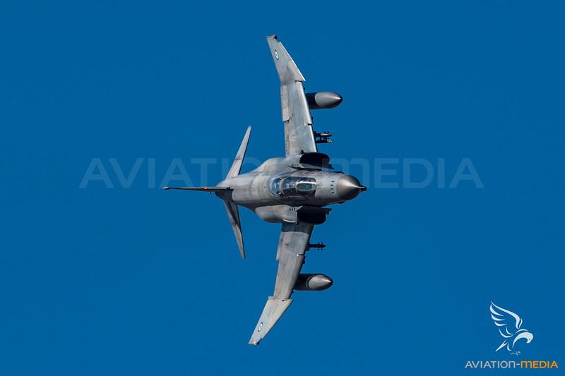 HAF 338 Mira / McDonnell Douglas F-4E AUP Phantom II