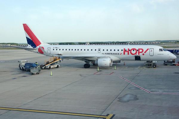F-HBLJ - Embraer 190