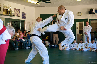 Tae Kwon Do Rank Test