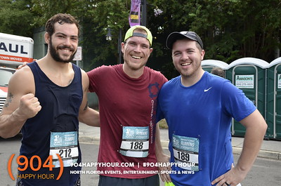 Lung Force 5K - 8.19.17