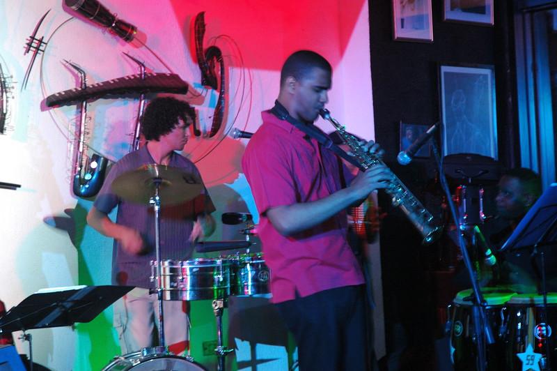 Jazz performers - Leslie Rowley