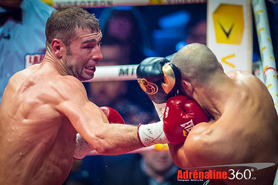 2015 - Gala de boxe - DeGale vs Bute