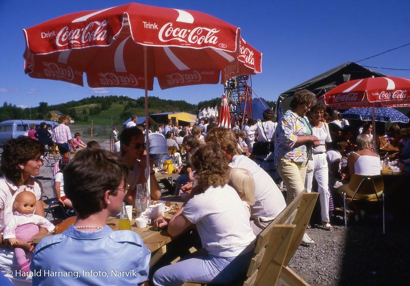 Ballangen kommune feiret jubileum, og Infoto tok en del bilder til kommunen.