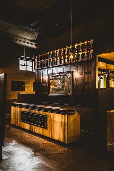 Bushmills New Bar