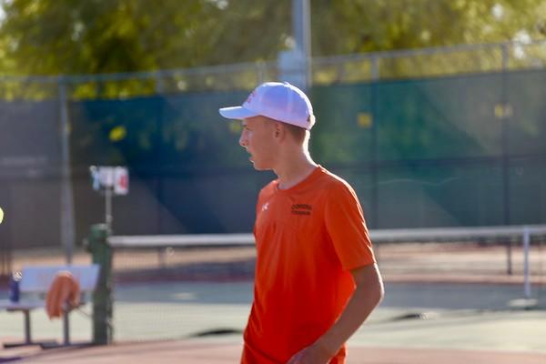Freshman Boys Tennis