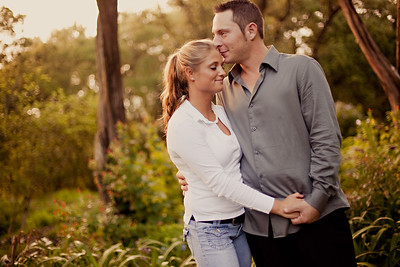 Jared and Monika's Engagement Session