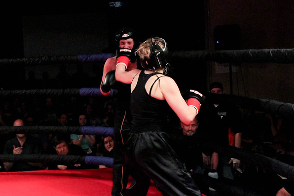 Hannah Masterton vs Hope Sanftner