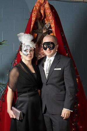 2010 SA Masquerade Portraits