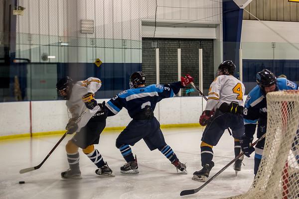 Canterbury JV Hockey vs Trinity Pawling W5-3