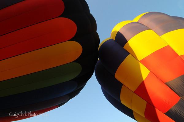 2011 Tigard Balloon Festival