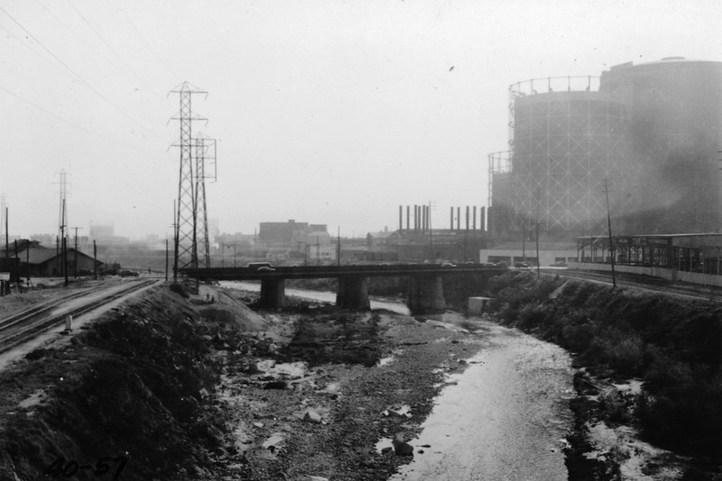 1940, Los Angeles River