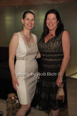 Lucia Gajda, Maureen Fox   photo  by Rob Rich © 2014 robwayne1@aol.com 516-676-3939