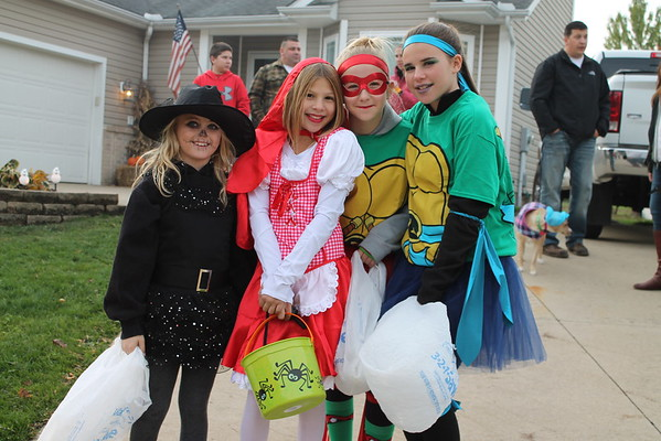 '16 Middlefield Trick or Treat